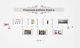 Prezentacja produktu PepsiCo.