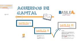 B. I. P.  y acuerdos BASILEA I,II,III