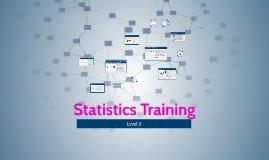 Statistics Training