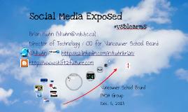 Social Media Exposed