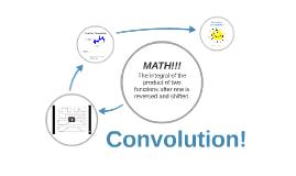 Convolution!