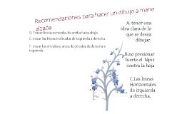 Copy of Elementos Básicos del dibujo técnico