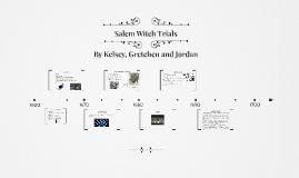 Conformity: Salem Witch Trials