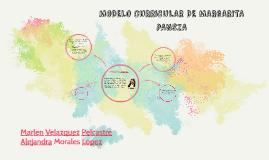 Copy of MODELO CURRICULAR DE MARGARITA PANSZA