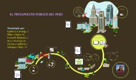 Copy of GASTO PUBLICO