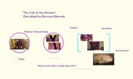 The Cult of the Kimono: UK Study Abroad Prezi