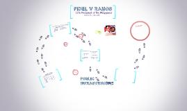 Copy of FIDEL V RAMOS