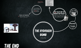The Hydrogen Bomb
