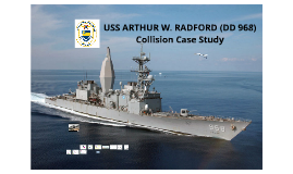 Arthur W. Radford Case Study