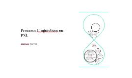 Procesos Linguisticos en PNL