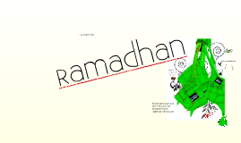 Sharing On Ramadhan