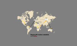 Mapping BCI-backed credentials