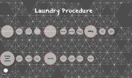 Laundry Procedure