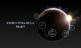 Copy of ESTRUCTURA DE LA TIGIE!!