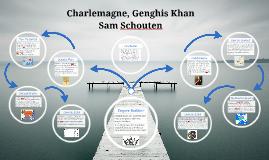 Charlamagne genghis khan by sam schouten on prezi ccuart Gallery