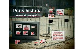 TV:ns historia