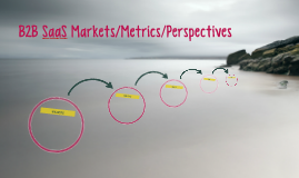 B2B SaaS Markets/Metrics/Perspectives
