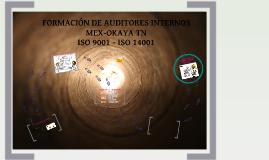 Copy of FORMACIÓN DE AUDITORES INTERNOS
