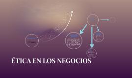 Copy of Copy of etica en los negocios internacionales