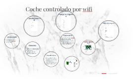 Copy of Coche controlado por wifi