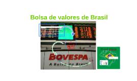 Copy of Bolsa de valores de Brasil