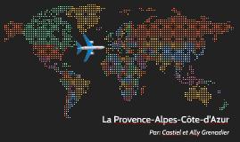 La Provence-Alpes-Côte-d'Azur
