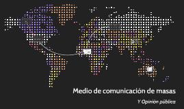 Medio de comunicación de masas
