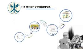 POBREZA Y HAMBRE.
