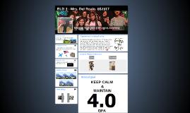 ELD 3 - Mrs. Del Reale. 052317