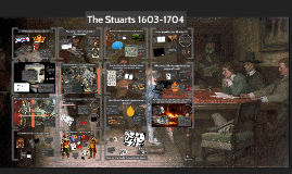 Year 8 - The Stuarts 1603-1704