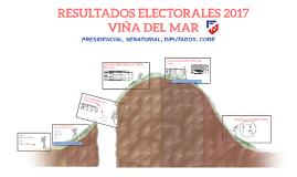 RESULTADOS ELECTORALES 2017 VIÑA DEL MAR