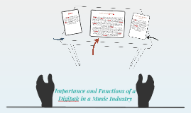Importance and Functions of a Digipak in a Music Industry