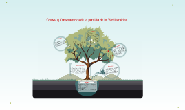 Copy of Causas y Consecuencias de la perdida de la Biodiversidad