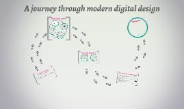 Un viaje por el Diseño Digital Moderno