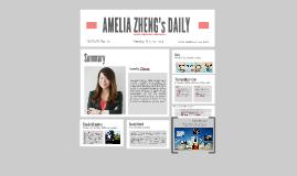 AMELIA ZHENG for GLDP