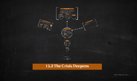 15.2 The Crisis Deepens