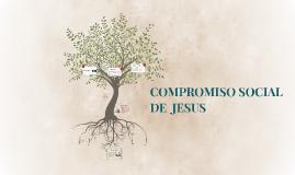 El gran compromiso social de Jesucristo suscito un gran inte