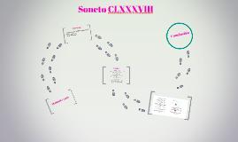 Soneto CLXXXVIII