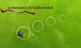La humedad y la biodiversidad