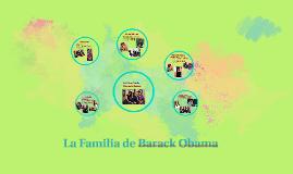 la familia barack obamam