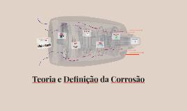 Teoria e definição da corrosão