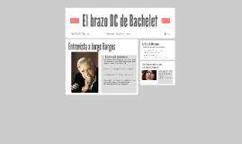 El brazo DC de Bachelet