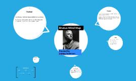 Brutus Mind Map