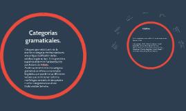 Pronombres Personales: expresan la persona gramatical, el nú