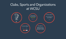 Clubs, Sports and Organizations