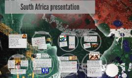 South africa presentation