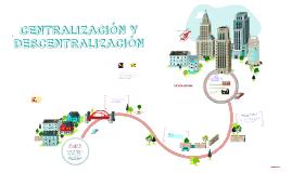 Copy of CENTRALIZACIÓN Y DESCENTRALIZACIÓN