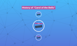 """History of """"Carol of the Bells"""""""