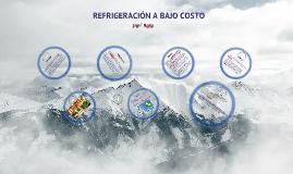 Copy of Refrigeración a Bajo Costo