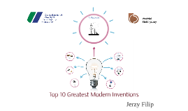 Top 10 Greatest Modern Inventions